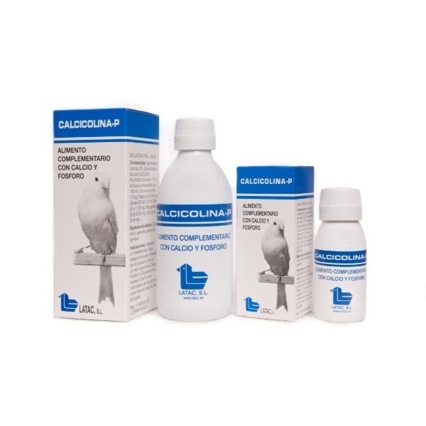 Calcicolina-P complemento alimenticio LATAC