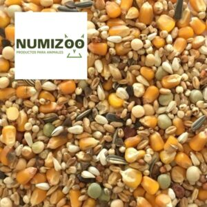 Mezcla para Palomas Sport Numizoo 20 kg