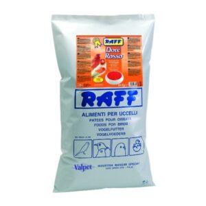 Pasta roja RAFF