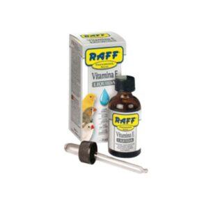 Vitamina E líquida RAFF