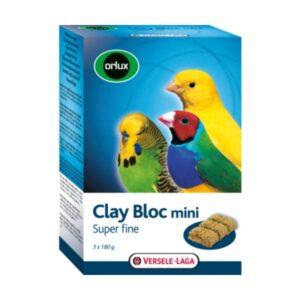 Bloque Arcilla Orlux Clay Bloc Mini 3X180GR