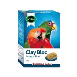 Bloque Arcilla Orlux Clay Bloc Amazon River 550 gr