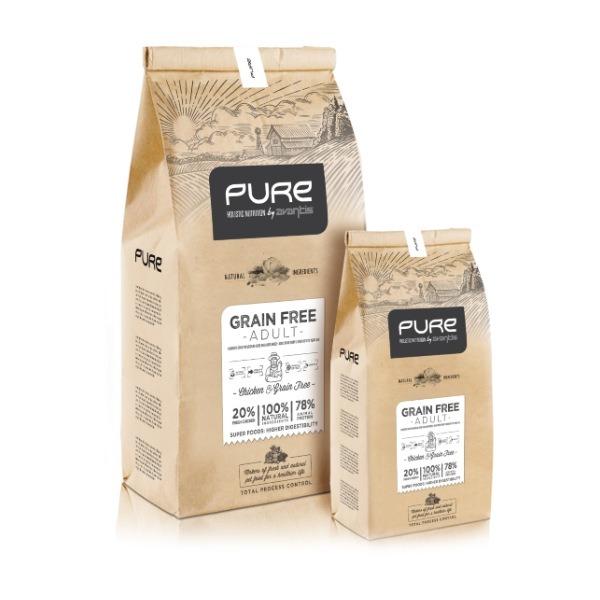 Pienso perros Pure Grain Free